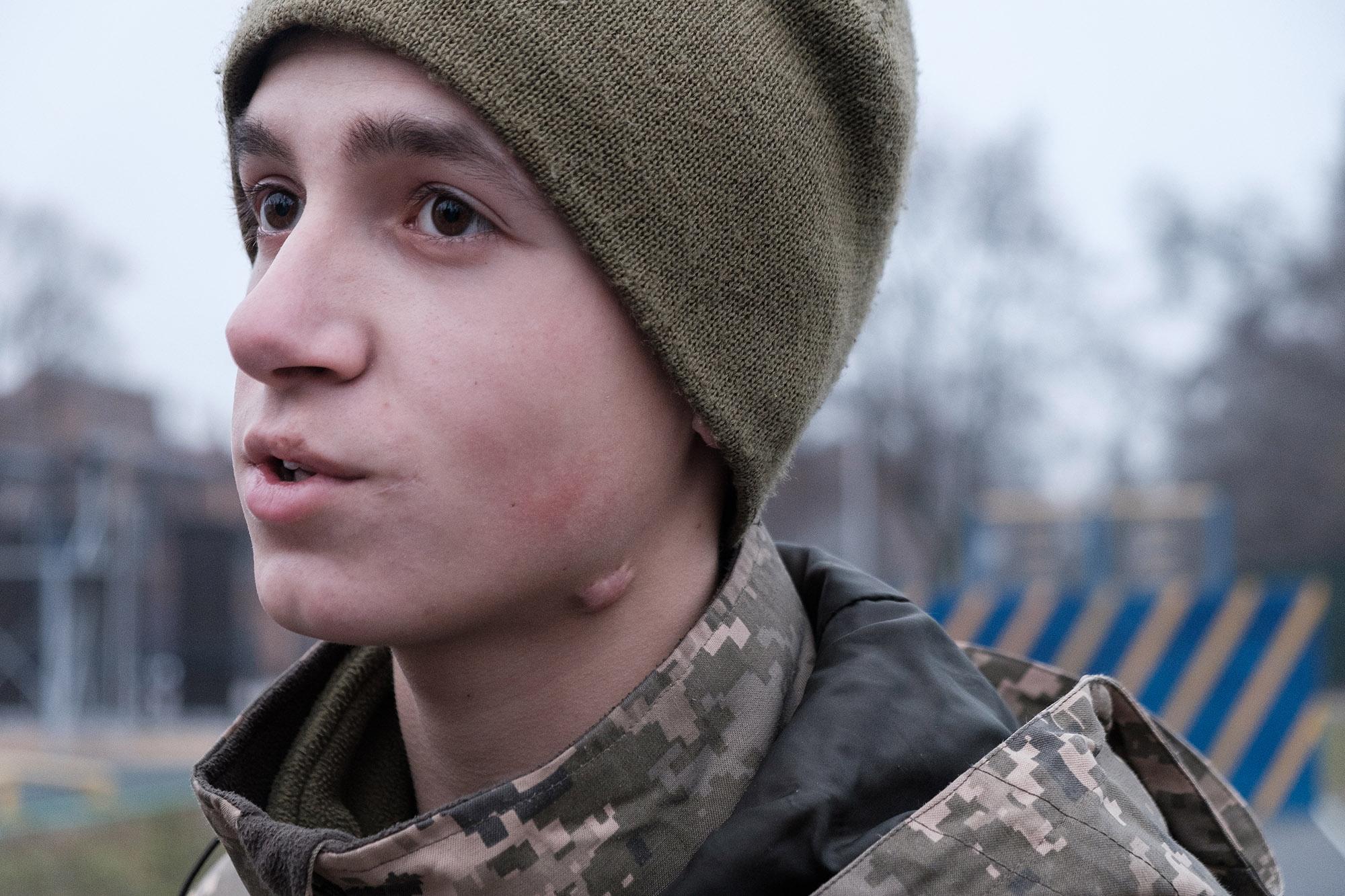 Сашко Гаркуша, який врятував дітей у селі Пашена Балка під Дніпром